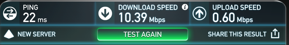 Speedtest net by Ookla The Global Broadband Speed Test
