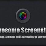 縦長・WEBページ全体のスクリーンショットならAwesome Screenshotがおすすめ