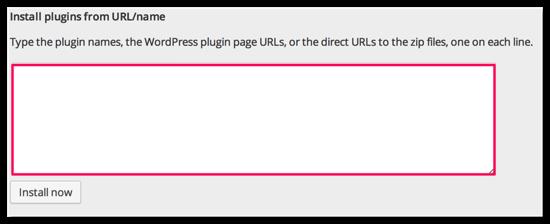 bulk plugin